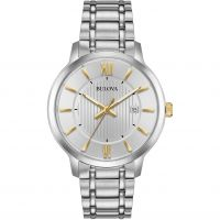 Bulova Dress Herenhorloge 98B306