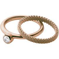 femme Skagen Jewellery Elin Ring Watch SKJ0852791503