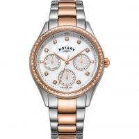 femme Rotary Exclusive Multifunction Watch LB00327/41
