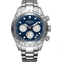 Mens Rotary Exclusive Vintage Chronograph Watch