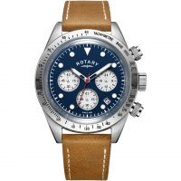 homme Rotary Exclusive Vintage Chronograph Watch GS00600/05
