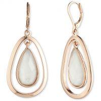 femme Anne Klein Jewellery Tear Earrings Watch 60485882-9DH