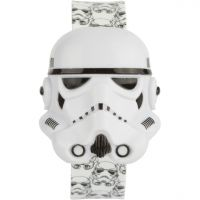 Childrens Character Star Wars Stormtrooper Digital Flip Top Slap Watch