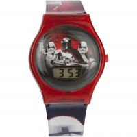 enfant Character Star Wars Trooper LCD Watch STAR575