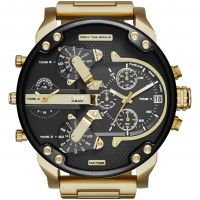Herren Diesel The Daddies Chronograph Watch DZ7333