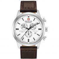 homme Swiss Military Hanowa Chrono Classic Chronograph Watch 06-4308.04.001
