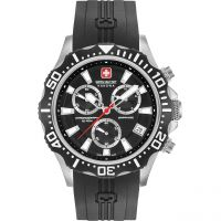 Herren Swiss Military Hanowa Patrouille Chrono Chronograf Uhren