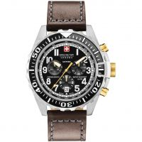 Herren Swiss Military Hanowa Touchdown Chrono Chronograph Watch 06-4304.04.007.05
