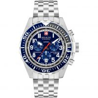 Herren Swiss Military Hanowa Touchdown Chrono Chronograph Watch 06-5304.04.003