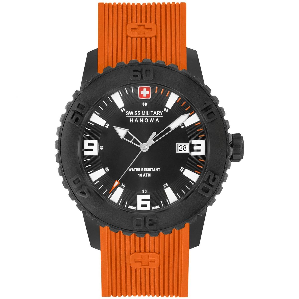 Gents Swiss Military Hanowa Twilight II Watch (06-4302.27 ...