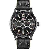 homme Swiss Military Hanowa Undercover Multifunction Watch 06-4307.30.007