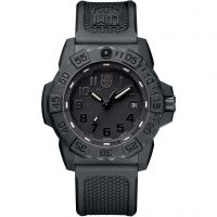 Luminox 3500 Series Navy Seal Blackout Herrklocka Svart A3501.BO
