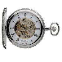 Taschenuhr Jean Pierre Double Hunter Pocket Watch JP-G251CM