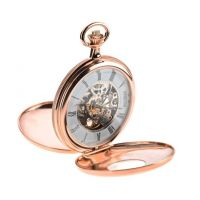poche Jean Pierre Half Hunter Pocket Watch JP-G255RPM