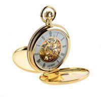 Taschenuhr Jean Pierre Double Hunter Pocket Watch JP-G256PM
