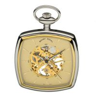 poche Mount Royal Open Face Pocket Watch MR-B43