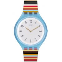 Unisex Swatch Skinstripes Watch