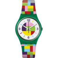unisexe Swatch Tet-Wrist Watch GG224