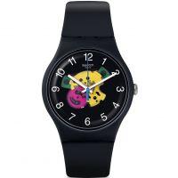 Unisex Swatch Patchwork Watch SUOB140