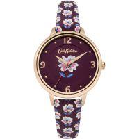 femme Cath Kidston Geo Flower Watch CKL042RRG