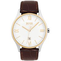 Hugo Boss Governor Herrklocka Brun 1513486