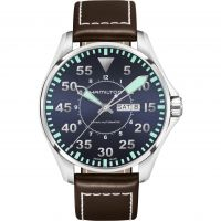 Mens Hamilton Khaki Aviation Pilot Automatic Watch