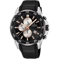 Herren Festina Originals - The Tour Of Britain 2017 Chronograph Watch F20330/6