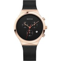Mens Bering Classic Chronograph Watch