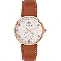 homme Michel Herbelin Montmartre Watch 18247/PR11GO