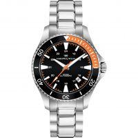 Herren Hamilton Khaki Navy Scuba Automatik Uhren