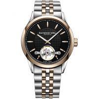 Herren Raymond Weil Freelancer hergestellt RW1212 Automatik Uhren