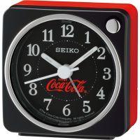 horloge Seiko Clocks Bedside Clock QHE905K