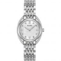 Damen Bulova CURV Watch 96R212