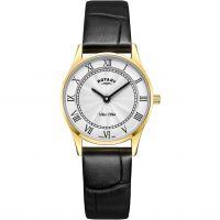 Damen Rotary Ultra Slim Watch LS08303/01
