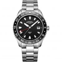 homme Rotary Henley GMT Watch GB05108/04