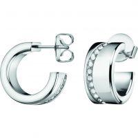 Ladies Calvin Klein Stainless Steel Hook Earrings KJ06ME040100
