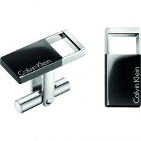 homme Calvin Klein Jewellery Hollow Cufflinks Watch KJ7RBC200100