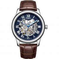 Orologio da Uomo Rotary Exclusive Skeleton GS00625/05