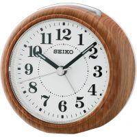 horloge Seiko Clocks Bedside Alarm Clock QHE157B