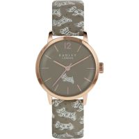 Ladies Radley Folk Dog Watch