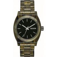 Unisex Nixon The Medium Time Teller Acetate x Mazzucchelli Watch A1214-333
