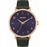 femme Nixon The Arrow Leather Gift Set Watch A1230-933