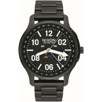 Nixon The Ascender Herenhorloge Zwart A1208-2474