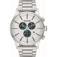homme Nixon The Sentry Chrono Chronograph Watch A386-2871