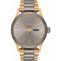 Herren Nixon The Sentry SS Watch A356-595