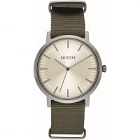 unisexe Nixon The Porter Nylon Watch A1059-2232