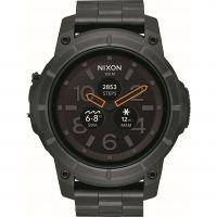 Herren Nixon The Mission SS Wecker Chronograf Uhren
