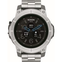 Herren Nixon The Mission SS Alarm Chronograph Watch A1216-130