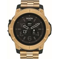 Mens Nixon The Mission SS Alarm Chronograph Watch