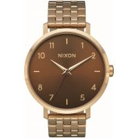 Nixon The Arrow Damklocka Rosa A1090-2803